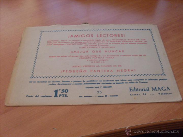Tebeos: PIEL DE LOBO LOTE 51 EJEMPLARES (ED. MAGA. ORIGINAL) (CLA17) - Foto 56 - 48659188