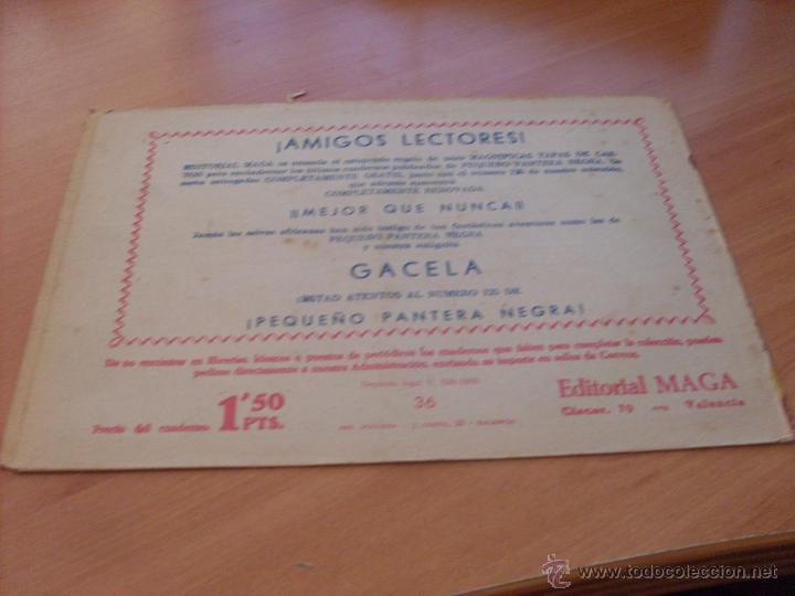 Tebeos: PIEL DE LOBO LOTE 51 EJEMPLARES (ED. MAGA. ORIGINAL) (CLA17) - Foto 58 - 48659188