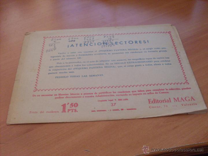 Tebeos: PIEL DE LOBO LOTE 51 EJEMPLARES (ED. MAGA. ORIGINAL) (CLA17) - Foto 60 - 48659188