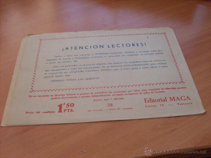 Tebeos: PIEL DE LOBO LOTE 51 EJEMPLARES (ED. MAGA. ORIGINAL) (CLA17) - Foto 62 - 48659188
