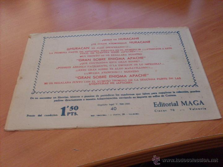 Tebeos: PIEL DE LOBO LOTE 51 EJEMPLARES (ED. MAGA. ORIGINAL) (CLA17) - Foto 64 - 48659188