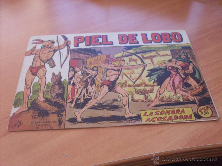 Tebeos: PIEL DE LOBO LOTE 51 EJEMPLARES (ED. MAGA. ORIGINAL) (CLA17) - Foto 65 - 48659188