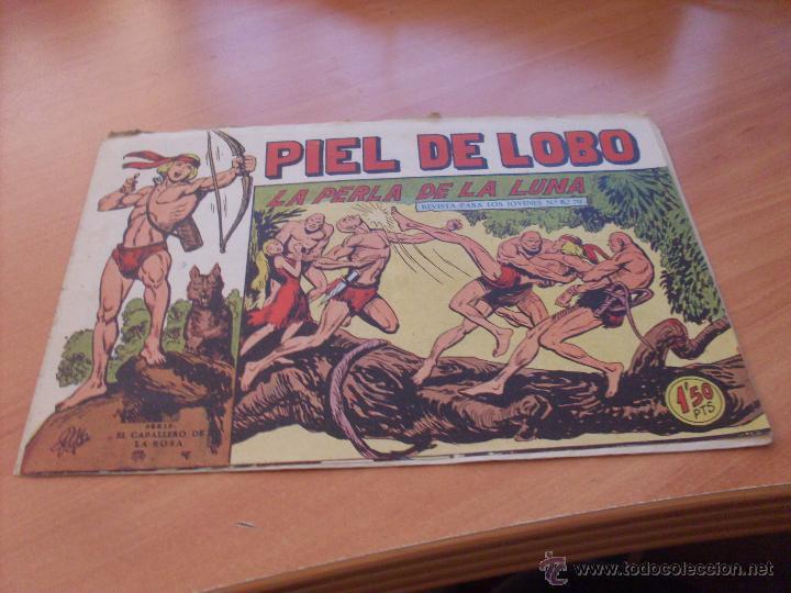 Tebeos: PIEL DE LOBO LOTE 51 EJEMPLARES (ED. MAGA. ORIGINAL) (CLA17) - Foto 69 - 48659188