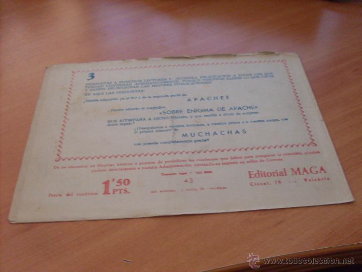 Tebeos: PIEL DE LOBO LOTE 51 EJEMPLARES (ED. MAGA. ORIGINAL) (CLA17) - Foto 70 - 48659188
