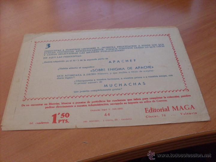 Tebeos: PIEL DE LOBO LOTE 51 EJEMPLARES (ED. MAGA. ORIGINAL) (CLA17) - Foto 72 - 48659188