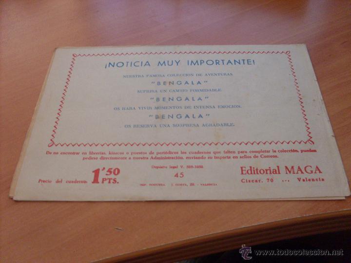 Tebeos: PIEL DE LOBO LOTE 51 EJEMPLARES (ED. MAGA. ORIGINAL) (CLA17) - Foto 74 - 48659188