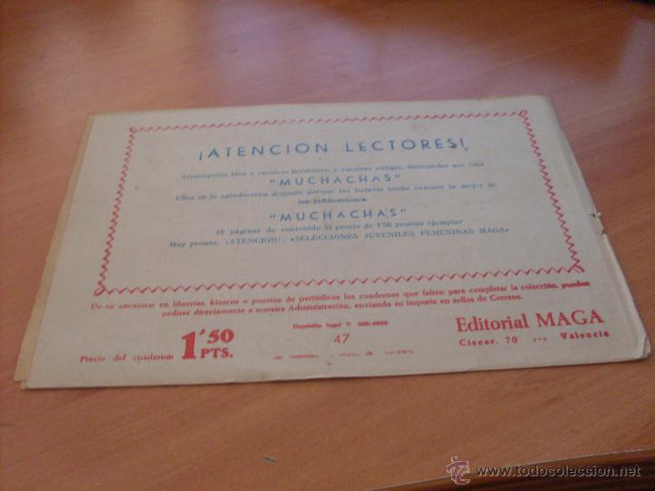 Tebeos: PIEL DE LOBO LOTE 51 EJEMPLARES (ED. MAGA. ORIGINAL) (CLA17) - Foto 78 - 48659188