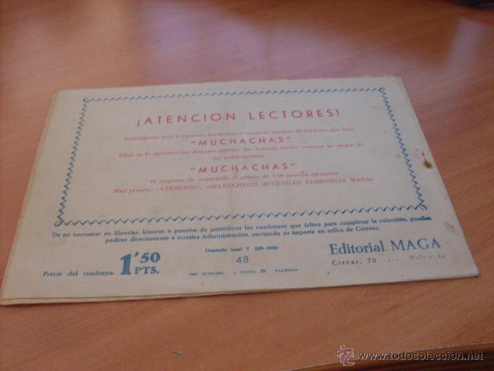 Tebeos: PIEL DE LOBO LOTE 51 EJEMPLARES (ED. MAGA. ORIGINAL) (CLA17) - Foto 80 - 48659188