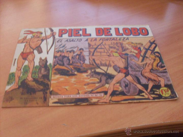 Tebeos: PIEL DE LOBO LOTE 51 EJEMPLARES (ED. MAGA. ORIGINAL) (CLA17) - Foto 87 - 48659188