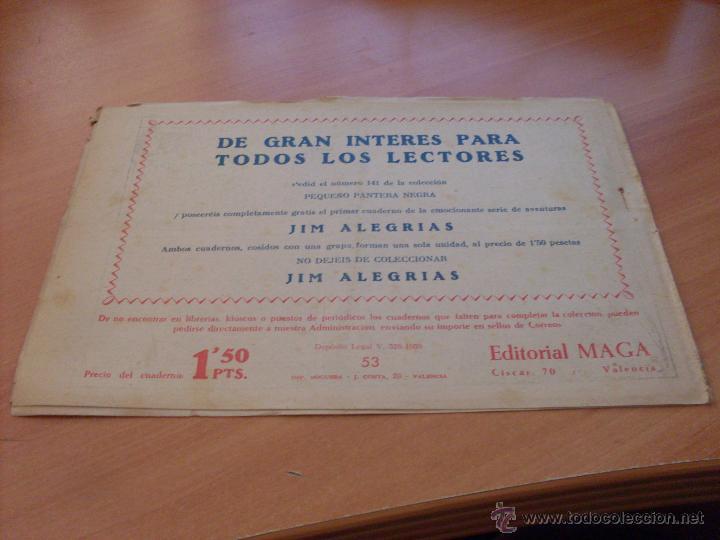 Tebeos: PIEL DE LOBO LOTE 51 EJEMPLARES (ED. MAGA. ORIGINAL) (CLA17) - Foto 90 - 48659188