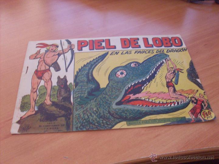 Tebeos: PIEL DE LOBO LOTE 51 EJEMPLARES (ED. MAGA. ORIGINAL) (CLA17) - Foto 91 - 48659188