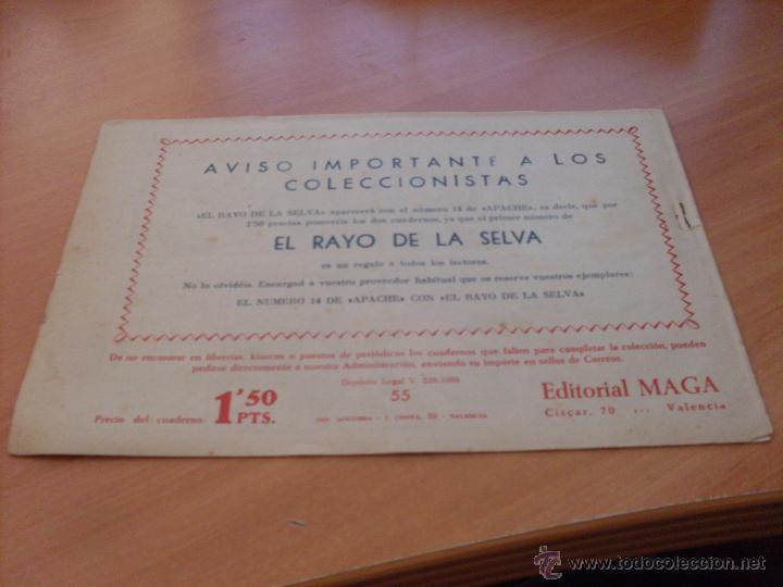 Tebeos: PIEL DE LOBO LOTE 51 EJEMPLARES (ED. MAGA. ORIGINAL) (CLA17) - Foto 92 - 48659188