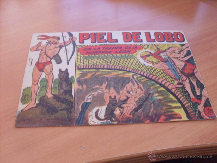 Tebeos: PIEL DE LOBO LOTE 51 EJEMPLARES (ED. MAGA. ORIGINAL) (CLA17) - Foto 93 - 48659188