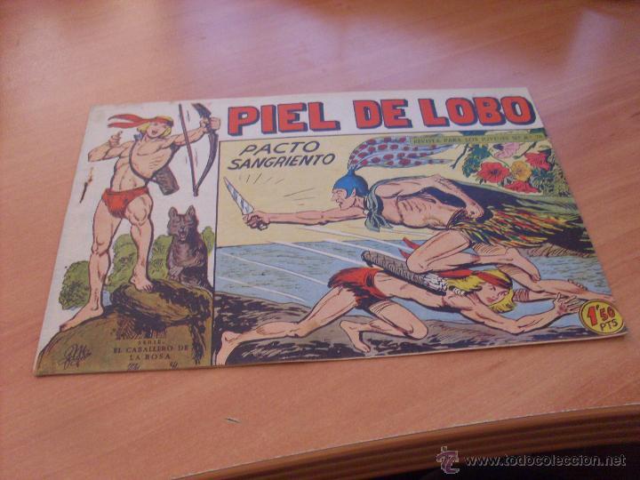 Tebeos: PIEL DE LOBO LOTE 51 EJEMPLARES (ED. MAGA. ORIGINAL) (CLA17) - Foto 97 - 48659188
