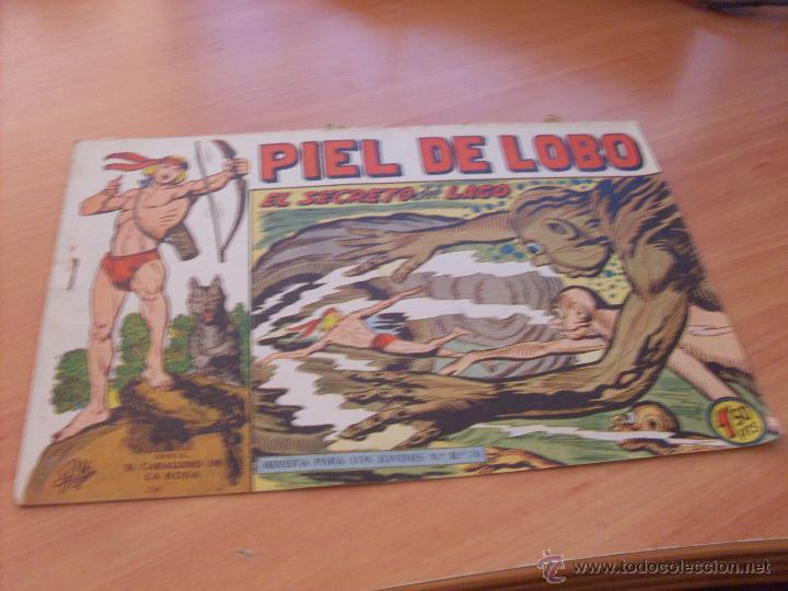 Tebeos: PIEL DE LOBO LOTE 51 EJEMPLARES (ED. MAGA. ORIGINAL) (CLA17) - Foto 99 - 48659188