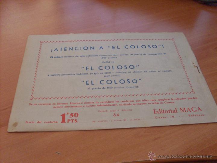 Tebeos: PIEL DE LOBO LOTE 51 EJEMPLARES (ED. MAGA. ORIGINAL) (CLA17) - Foto 104 - 48659188