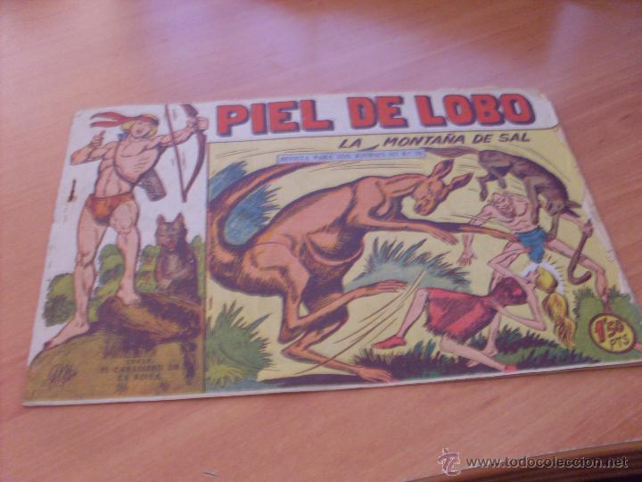 Tebeos: PIEL DE LOBO LOTE 51 EJEMPLARES (ED. MAGA. ORIGINAL) (CLA17) - Foto 107 - 48659188