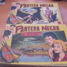 Tebeos: PANTERA NEGRA COMPLETA 1 AL 54 COMPLETA. PRIMERA EDICION DE 1,25 PTS (ED. MAGA. ORIGINAL) (COIB93). Lote 48661020