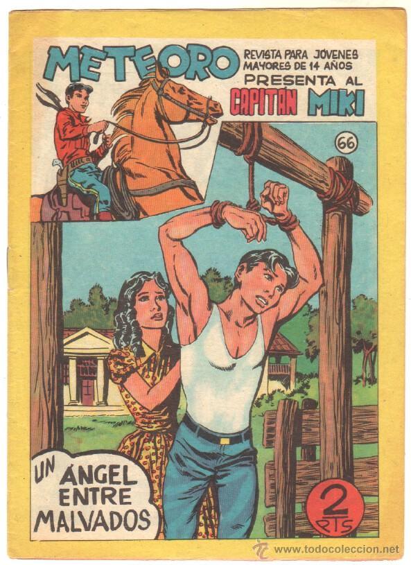 Tebeos: METEORO, EL CAPITAN MIKI, EL PEQUEÑO HEROE ORIGINAL MAGA 1964 - LOTE 45 TEBEOS MUY NUEVOS, ESTAN 1 Y - Foto 20 - 48691518