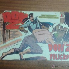 Tebeos: DON Z Nº 81 / MAGA ORIGINAL. Lote 48899914