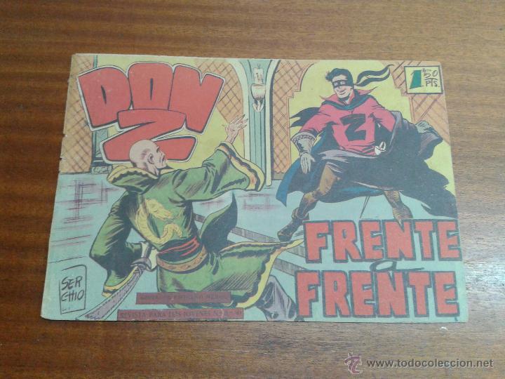 DON Z Nº 19 / MAGA ORIGINAL (Tebeos y Comics - Maga - Don Z)
