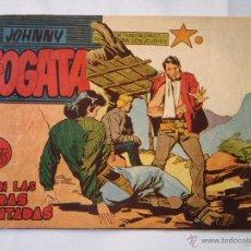 BDs: JOHNNY FOGATA - NÚM 66 - CON LAS HORAS CONTADAS - MAGA - ORIGINAL. Lote 48941322