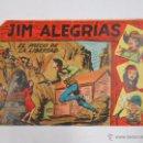 Tebeos: JIM ALEGRÍAS Nº 13. EDITORIAL MAGA 1960. EL PRECIO DE LA LIBERTAD. TDKC3. Lote 48966443