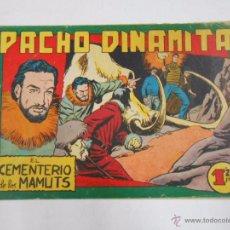 Tebeos: PACHO DINAMITA. Nº 119. EL CEMENTERIO DE LOS MAMUTS. EDITORIAL MAGA. ORIGINAL. TDKC3. Lote 48974445