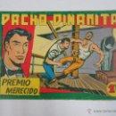 Tebeos: PACHO DINAMITA. Nº 138. PREMIO MERECIDO. EDITORIAL MAGA. ORIGINAL. ULTIMO DE LA COLECCION. TDKC3. Lote 48974531