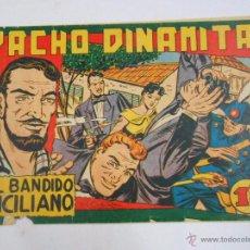 Tebeos: PACHO DINAMITA. Nº 96. EL BANDIDO SICILIANO. EDITORIAL MAGA. ORIGINAL. TDKC3. Lote 48975192