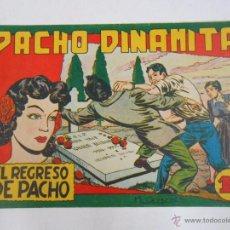 Tebeos: PACHO DINAMITA. Nº 13. EL REGRESO DE PACHO. EDITORIAL MAGA. ORIGINAL. TDKC3. Lote 48975251