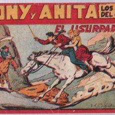 Tebeos: TONY Y ANITA Nº 84.. Lote 21030647
