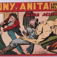 Giornalini: TONY Y ANITA Nº 63.. Lote 21030681
