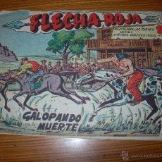 BDs: FLECHA ROJA Nº 15 DE MAGA . Lote 49038534