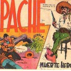 Livros de Banda Desenhada: APACHE 1ª (MAGA) Nº 23 VER DESCRIPCION. Lote 49122034