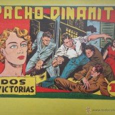 Giornalini: PACHO DINAMITA Nº 45 (ORIGINAL). Lote 49255298