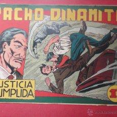Giornalini: PACHO DINAMITA Nº 29 (ORIGINAL). Lote 49255496