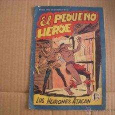 Tebeos: EL PEQUEÑO HÉROE Nº 75, EDITORIAL MAGA. Lote 49257556