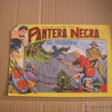 Tebeos: PANTERA NEGRA Nº 25, 2 PTAS, EDITORIAL MAGA. Lote 49257571