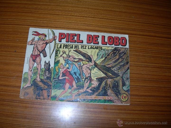 PIEL DE LOBO Nº 3 DE MAGA (Tebeos y Comics - Maga - Piel de Lobo)