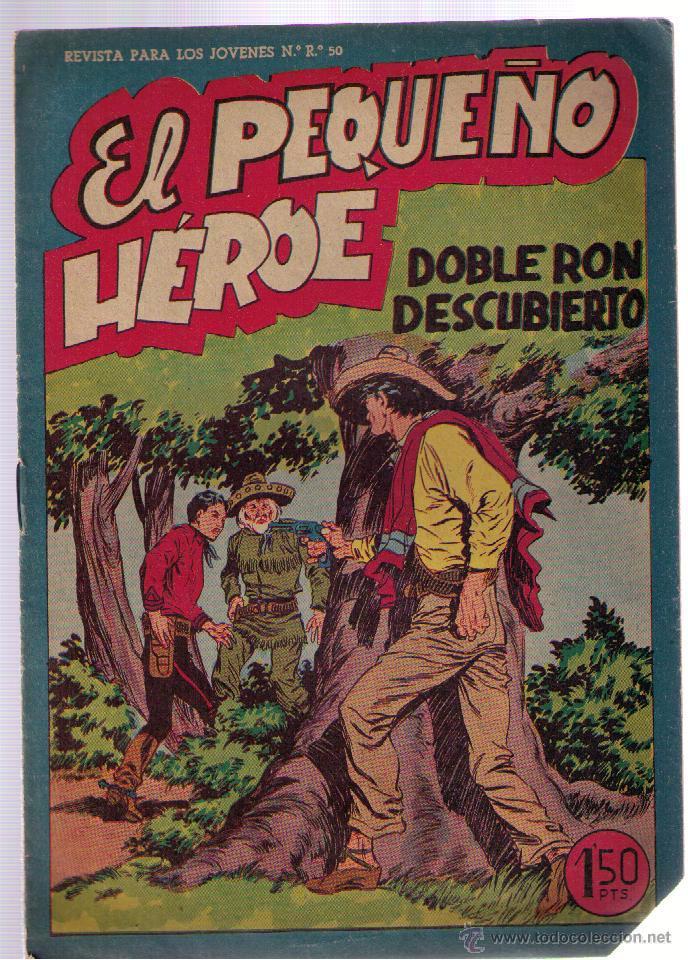 EL PEQUEÑO HÉROE Nº 22 (Tebeos y Comics - Maga - Pequeño Héroe)