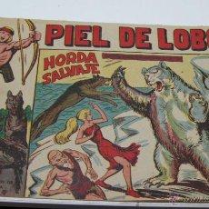 Tebeos: PIEL DE LOBO. Lote 49396883