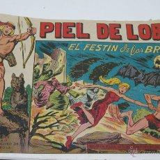 Tebeos: PIEL DE LOBO. Lote 49402313