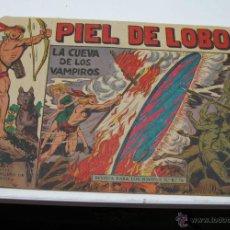 Tebeos: PIEL DE LOBO. Lote 49402341