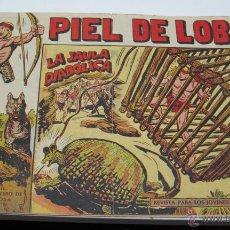 Tebeos: PIEL DE LOBO. Lote 49402361
