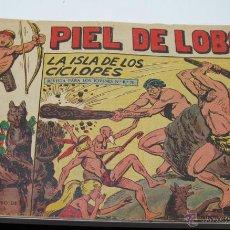 Tebeos: PIEL DE LOBO. Lote 49402448