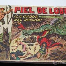 Tebeos: PIEL DE LOBO. Lote 49402519