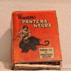 Tebeos: PEQUEÑO PANTERA NEGRA MAGA VERTICAL, REEDICIÓN, TOMO III, PASTAS DURAS, ROJAS, MUY BUEN ESTADO (#1). Lote 49405366