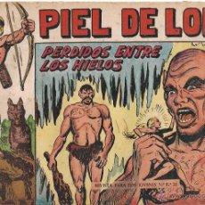 Tebeos: PIEL DE LOBO. Nº 17. Lote 49430829