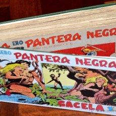 Tebeos: COLECCIÓN PEQUEÑO PANTERA NEGRA, DESDE 178 HASTA 230 AMBOS INCLUSIVE, MAGA, HORIZONTAL, 1958. Lote 49478829